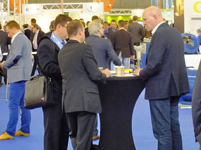 Offshore Energy 2014: Highlights of the day two (VIDEO)