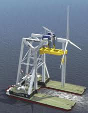 Offshore windenergie Ballast Nedam in de verkoop