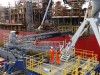 Maersk Oil hires Ampelmann gangway system