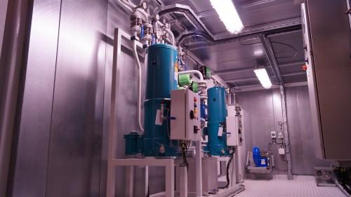 DBR Fuel Treatment System