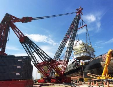 Image 2 - AL.SK350 lift in Brazil