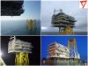 Seaway Heavy Lifting installed WOW platforms