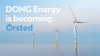 VIDEO: DONG ENERGY changed company name to Ørsted