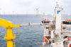'Acta Auriga' boosts service and maintenance concept for the wind farm