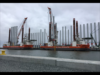 Busy times in port of Esbjerg