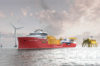 Large cable laying vessel for Nexans