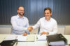 Parkwind and Jan de Nul build the world's largest wind turbines off the Belgian coast