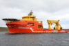 Ampelmann secures second contract with Eidesvik