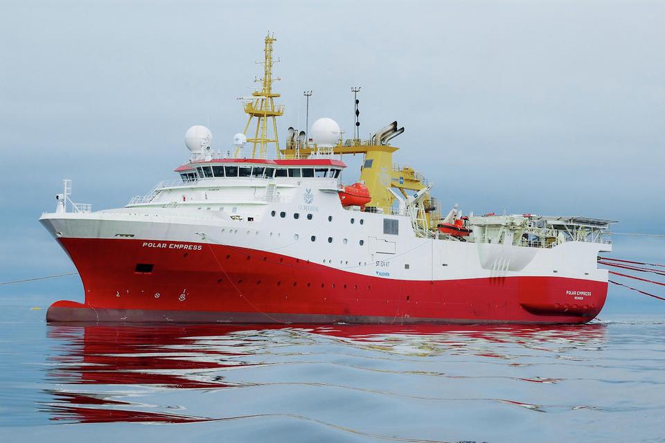 Shell started 3D seismic survey using Shearwater 'Polar