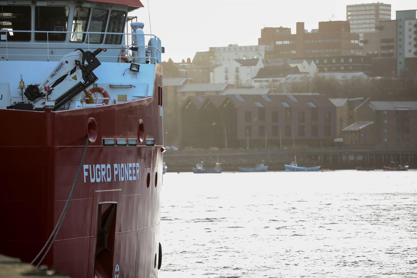 Fugro Kicks Off Major Cable Route Site Investigation For Sofia